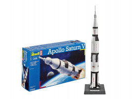 Saturn V Apollo  1/144