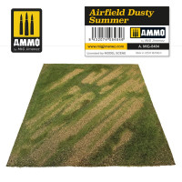 Airfield Dusty Summer - základ diorámy