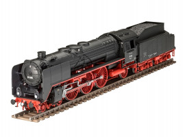 Express locomotive BR01 with tender 2'2' T32 1/87