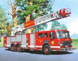 Fire Engine, Puzzle 60