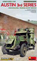 Austin Armored Car 3rd Series (Czechoslovak,...) 1/35