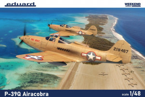 Bell P-39Q Airacobra Weekend Edition 1/48