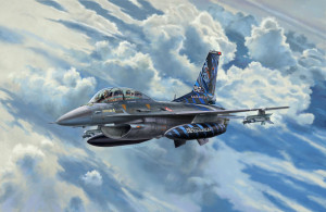 F-16D Fighting Falcon 1:72