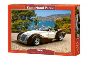 Roadster in Riviera, Puzzle 500