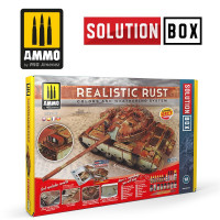 Sada Realistic Rust Solution Box