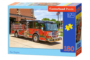 Fire Engine, Puzzle 180