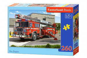 Fire Engine, Puzzle 260