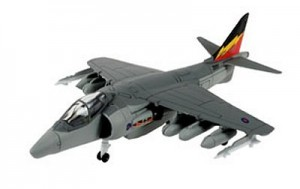 BAe Harrier Gr. 9   EasyKit   1/100