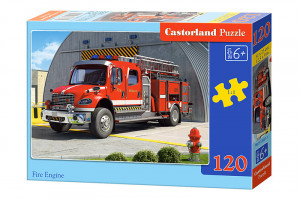 Fire Engine, Puzzle 120