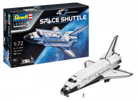 Space Shuttle, 40th. Anniversary Gift-set 1/72