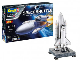 Space Shuttle & Booster Rockets, 40th. Anniversary Gift-set 1/72