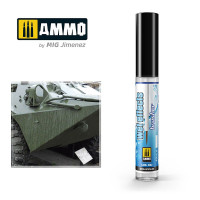 Farba MIG patinovacia - Effects Brusher - Wet Effects 10ml