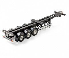 Carson RC Trailer Chassis 20/40ft.Container 1/14 KIT