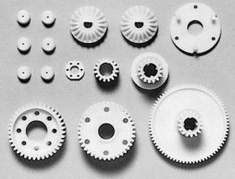4WD Car Plastic Gear Set   300050529