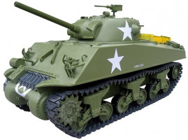 M4A3 Sherman 75mm GP benzín RTR 1/6   GT602R