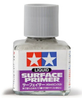 Tamiya Surface Primer Grey 40 ml
