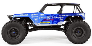 Axial Wraith Jeep Wrangler Poison Spyder 4WD 1/10 RTR