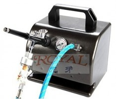 Airbrush Starter set TC-50 + AB-135