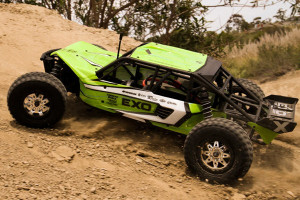 Axial EXO Terra buggy 4WD  1/10  2,4 GHz - RTR