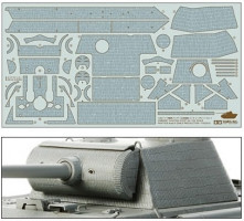 Zimmerit set pre Panther G Early 1/35