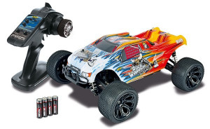 Carson  X10NT Nitro Rock Warrior 1/10 RTR 2,4GHz