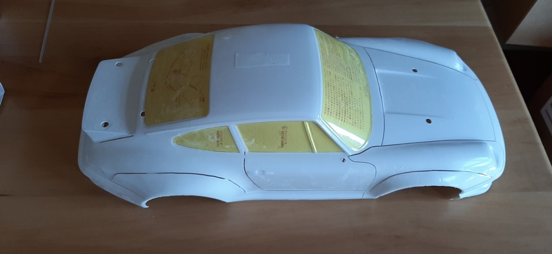 RC_model_Porsche_911_Tamiya_47321_stavba_21